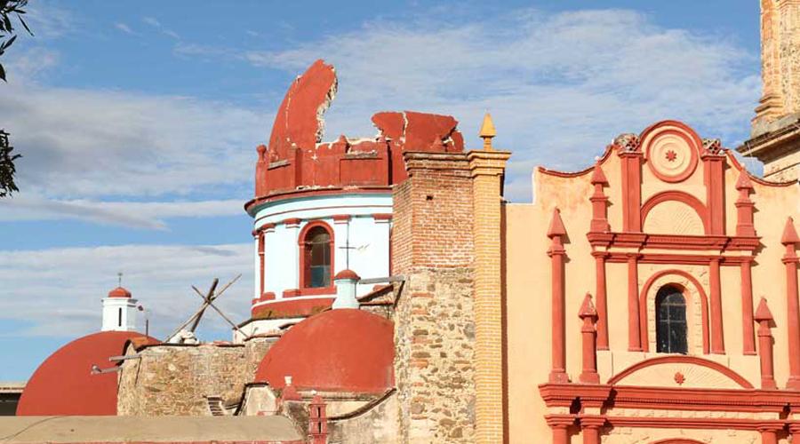 Buscan en la Mixteca reparar los daños del sismo | El Imparcial de Oaxaca