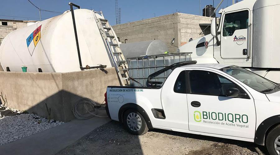 Biodiqro, la empresa mexicana que fabrica biodiésel con aceite vegetal | El Imparcial de Oaxaca