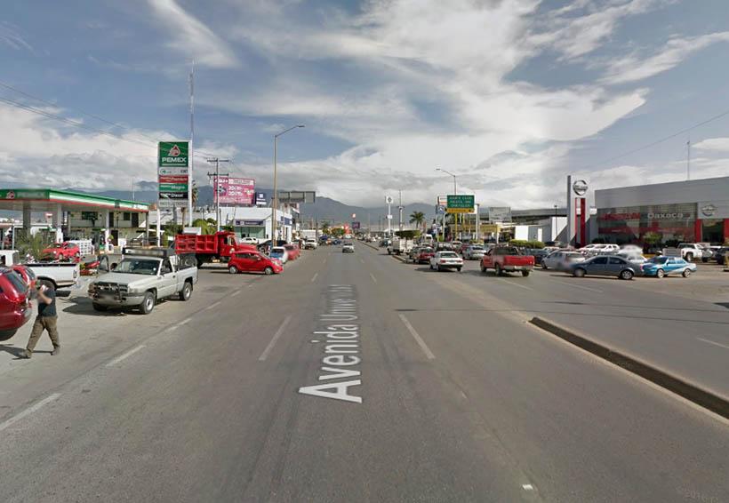 Embiste a motociclista y luego escapa del lugar   El Imparcial de Oaxaca