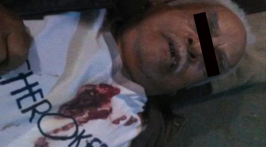 Asesinan a balazos a hombre en Miahuatlán de Porfirio Díaz