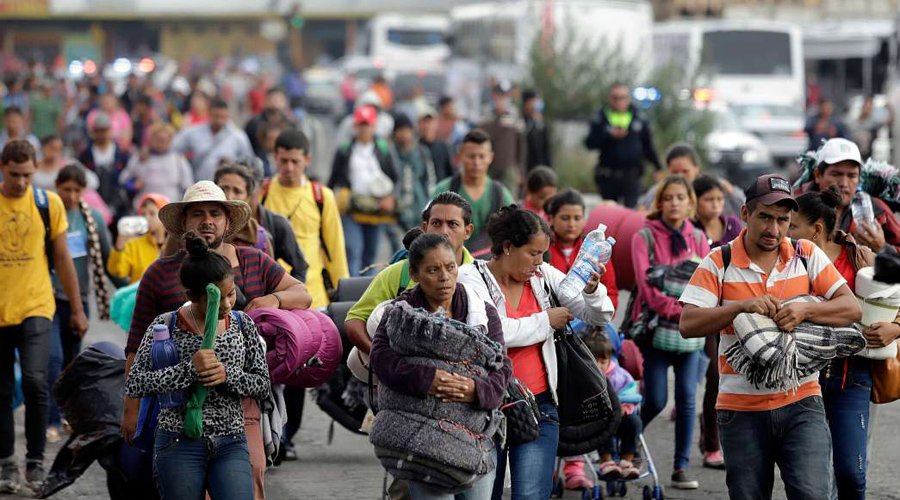 Viajan sin compañía 48 niños en una de las caravanas | El Imparcial de Oaxaca