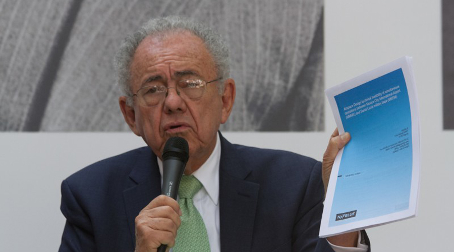 Javier Jiménez Espriú señala que departamento es de su hijo