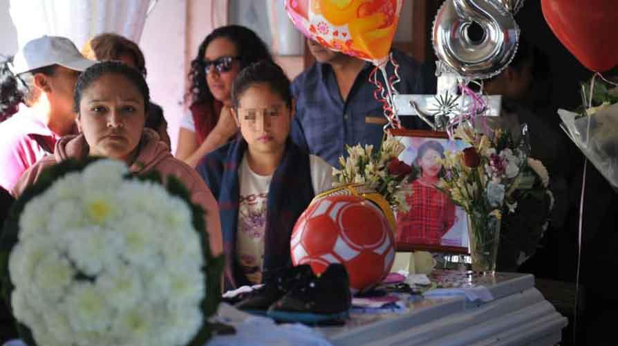 El feminicidio de la niña Giselle enciende las alertas en el Edomex, otra vez | El Imparcial de Oaxaca
