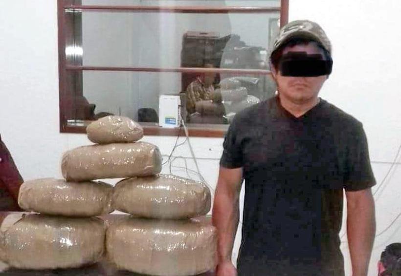Lo detienen con marihuana en Salina Cruz | El Imparcial de Oaxaca