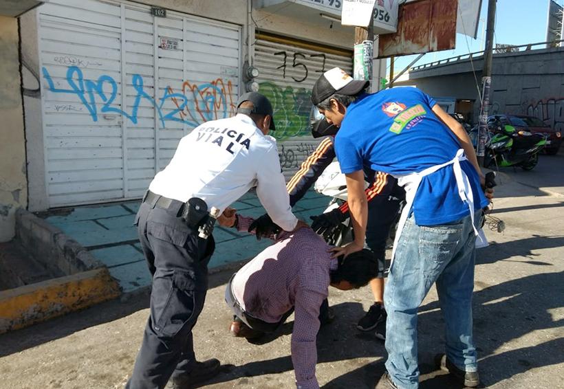 Detienen cristalero en Cinco Señores, Oaxaca | El Imparcial de Oaxaca