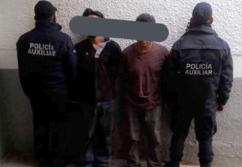 Detenidos por robar cobre en oficinas de Tribunal de Justicia de Oaxaca | El Imparcial de Oaxaca