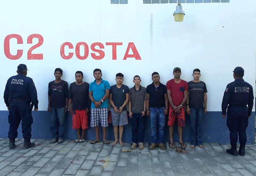 Caen presuntos integrantes de una banda criminal en la Costa de Oaxaca | El Imparcial de Oaxaca