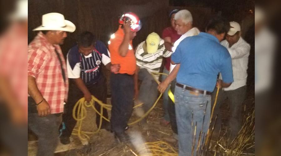 Se lesiona hombre al caer a pozo en Zaachila | El Imparcial de Oaxaca