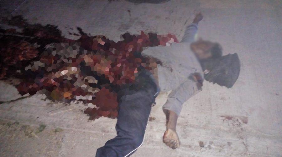 Muere trabajador atropellado por su propio patrón | El Imparcial de Oaxaca