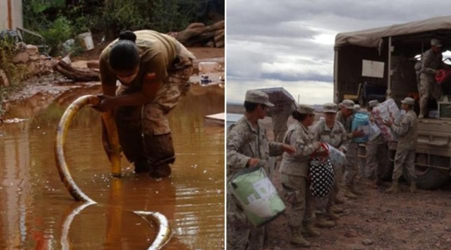 Declaran norte de Chile como zona de catástrofe ante fuertes lluvias | El Imparcial de Oaxaca