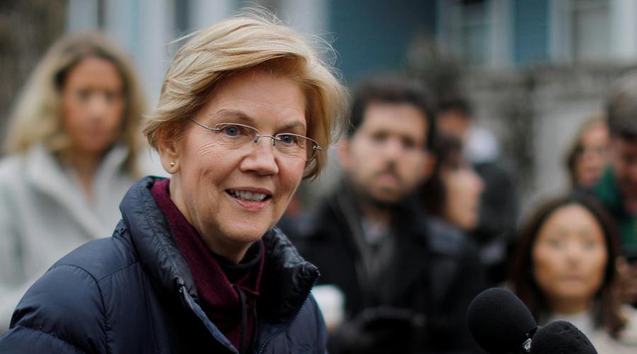 Diputada Elizabeth Warren lanza su campaña Presidencial para 2020 | El Imparcial de Oaxaca