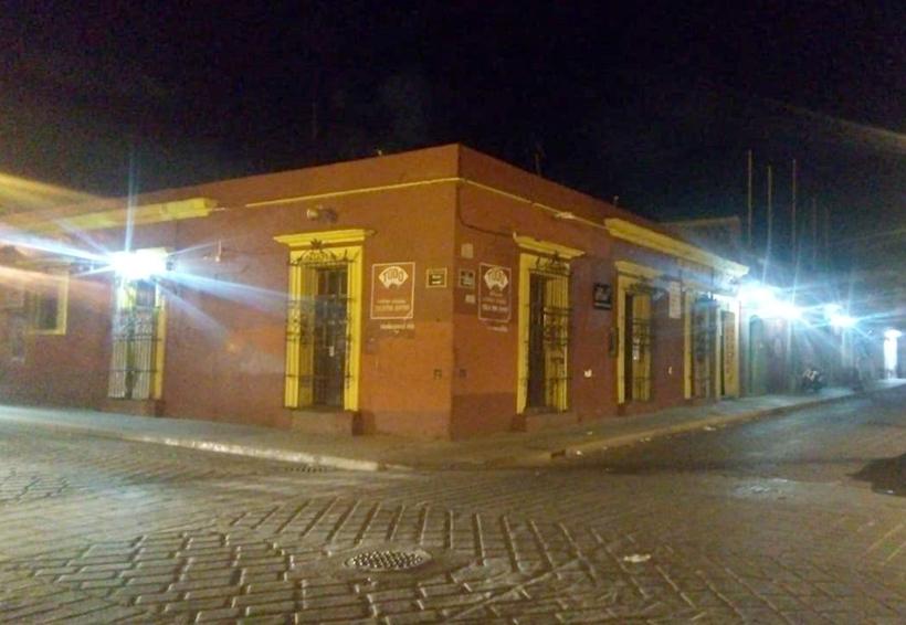Detonaciones causan pánico en pleno Centro Histórico de Oaxaca | El Imparcial de Oaxaca