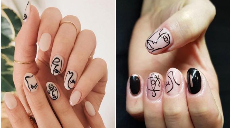 Picasso nails, el diseño de uñas más artístico que triunfa en la red   El Imparcial de Oaxaca