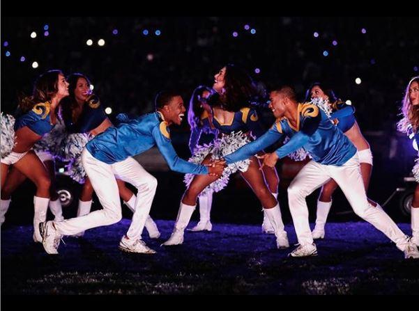 El Super Bowl tendrá a porristas masculinos por primera vez | El Imparcial de Oaxaca
