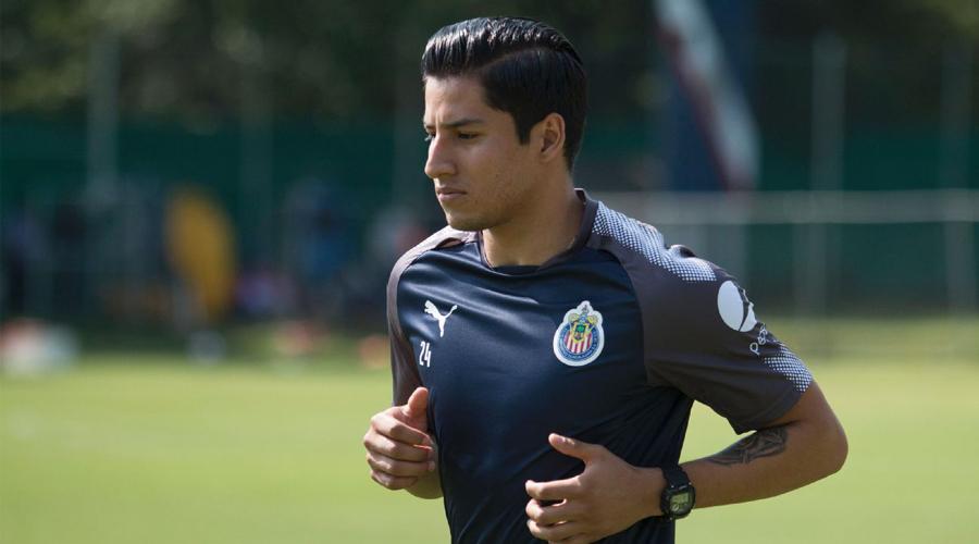 Cisneros no jugaría para nada en Atlas | El Imparcial de Oaxaca