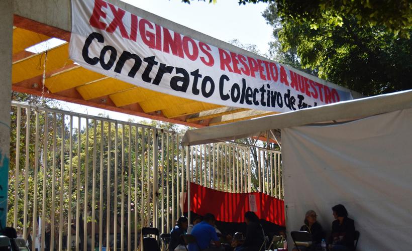 Planea STEUABJO marchas y bloqueos esta semana | El Imparcial de Oaxaca