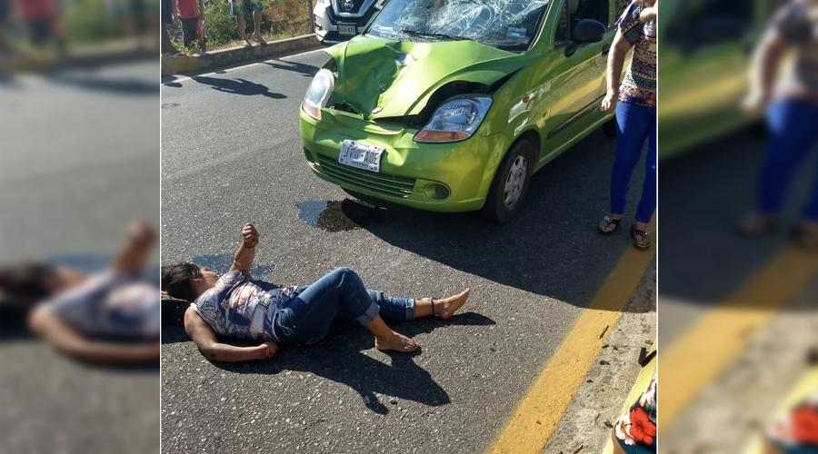 Atropellan a dos mujeres en carretera federal número 200 | El Imparcial de Oaxaca