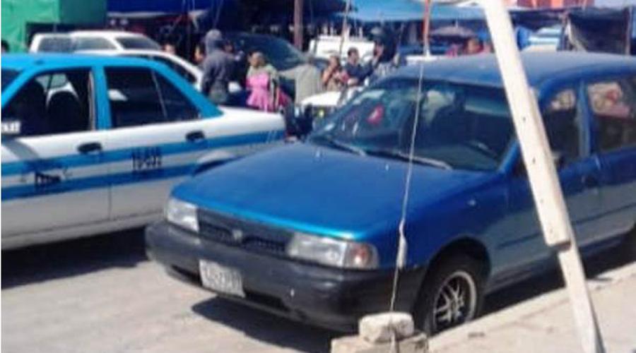 Choque en Huajuapan termina en riña entre los conductores | El Imparcial de Oaxaca