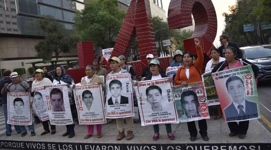 Padres de los 43 normalistas visitarán a detenidos por el caso Ayotzinapa | El Imparcial de Oaxaca