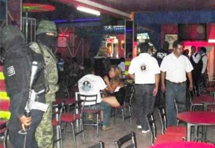 Aseguran a menores en bar de Huajuapan | El Imparcial de Oaxaca