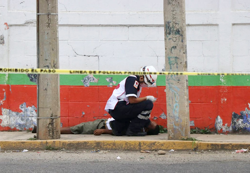 Hombre es ejecutado frente a Policía Municipal en Tuxtepec | El Imparcial de Oaxaca