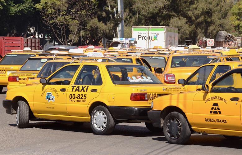 Rechazan taxistas programa RETO por altos costos | El Imparcial de Oaxaca