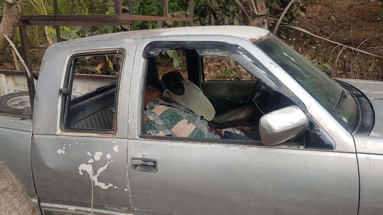 Indagan asesinato de  Higinio, 'El Negro' | El Imparcial de Oaxaca