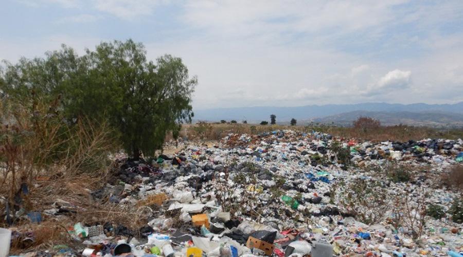 Costosa y riesgosa, apuesta de Semaedeso por megabasurero