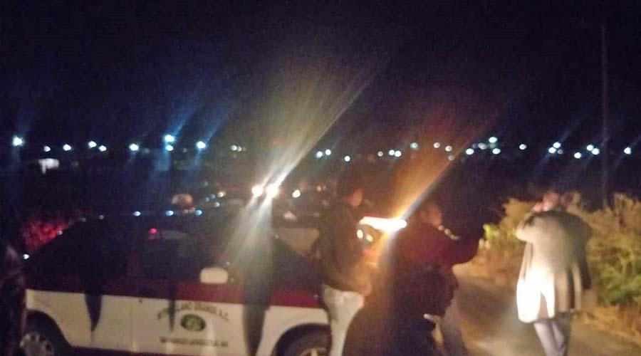 Aparece comando armado en fraccionamiento Ciudad Yagul