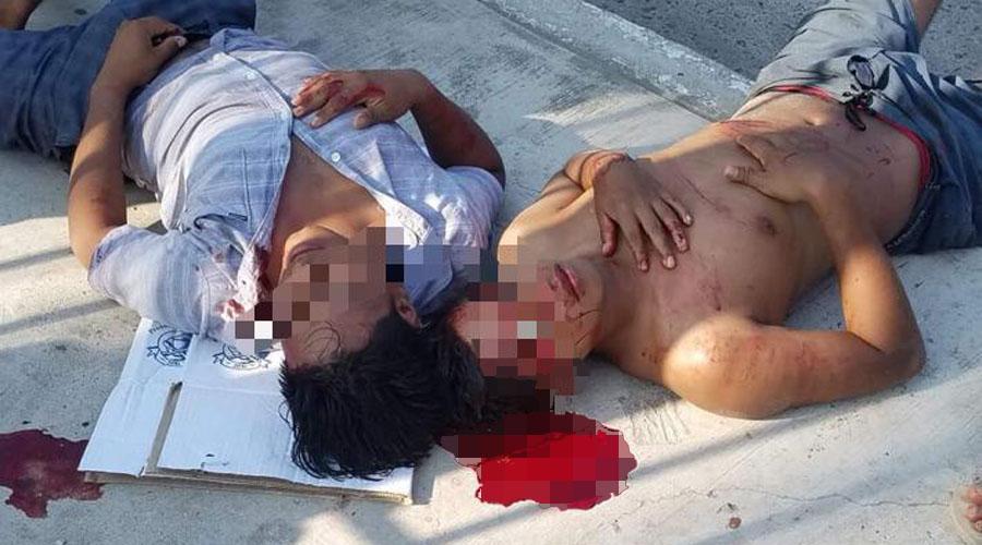 Se lesionan motociclistas en Santa Cruz Huatulco | El Imparcial de Oaxaca