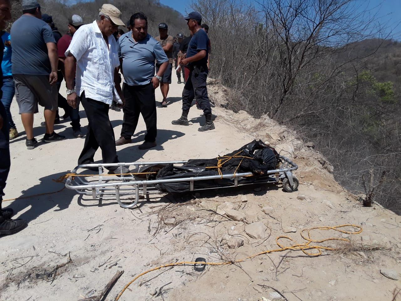 Reconocen a hombres calcinados en Tonameca | El Imparcial de Oaxaca