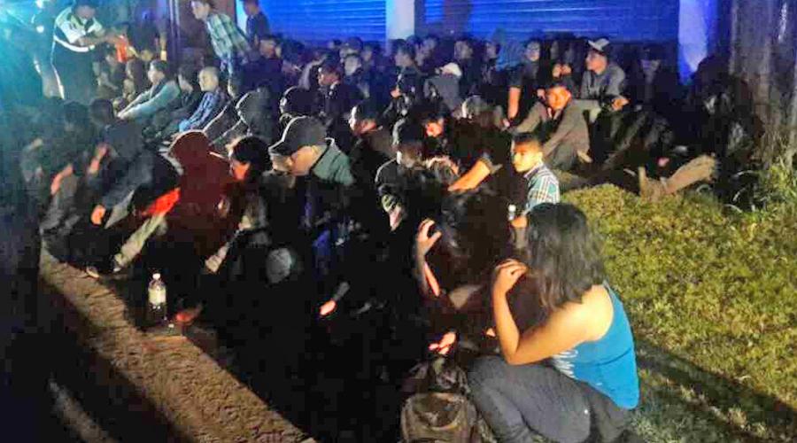 Detienen a 25 indocumentados en Santa Lucía del Camino | El Imparcial de Oaxaca