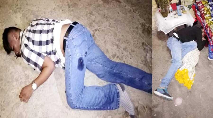 Ejecutan a tres hombres en Salina Cruz