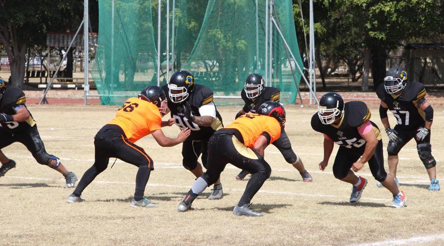 Iniciará temporada Football Americano Arena Oaxaca