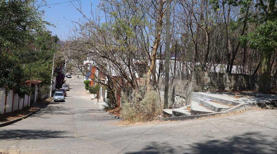 Autoridades de Oaxaca hacen caso omiso a las  peticiones de vecinos