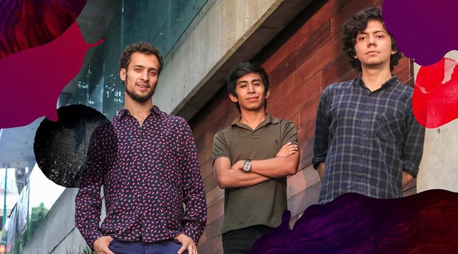 Blah blah! jazz trío estará en Oaxaca