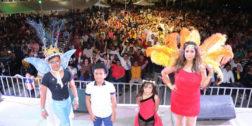Dan a conocer cartelera del Carnaval Tuxtepec 2019