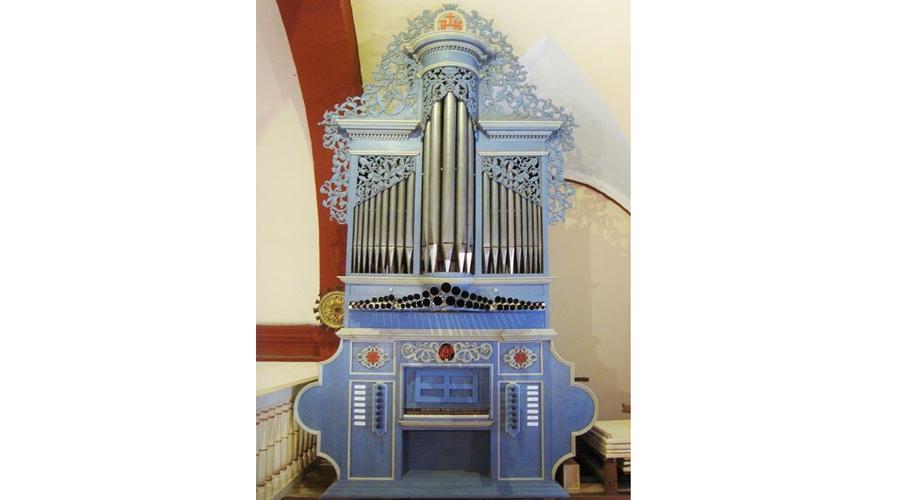 David Furniss hará sonar al órgano de Jalatlaco | El Imparcial de Oaxaca
