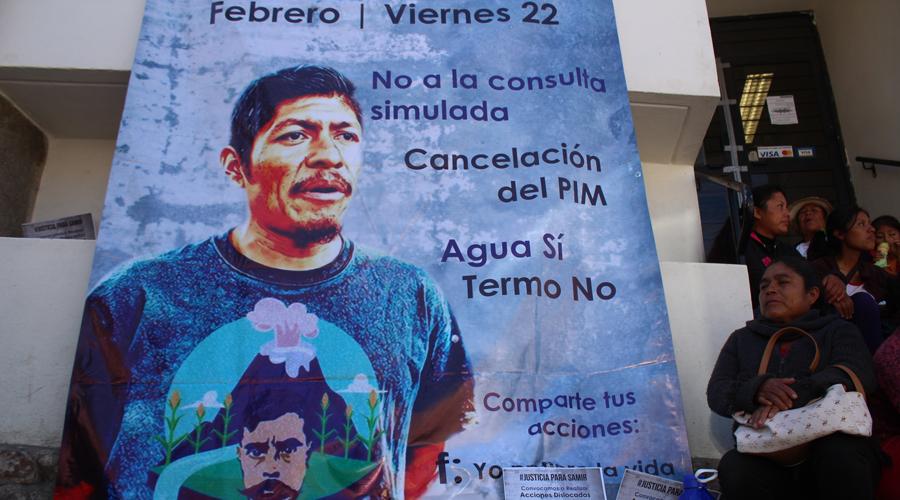 El Movimiento Agrario Indígena Zapatista demandan a instancias atender presunto acto de hostigamiento