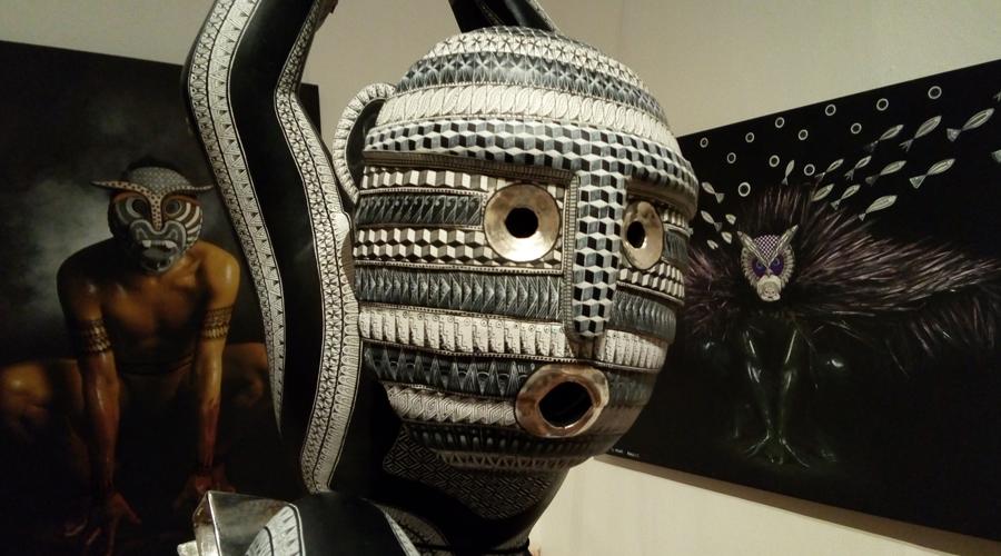 Detrás de una máscara: arte y tradición de San Martín Tilcajete