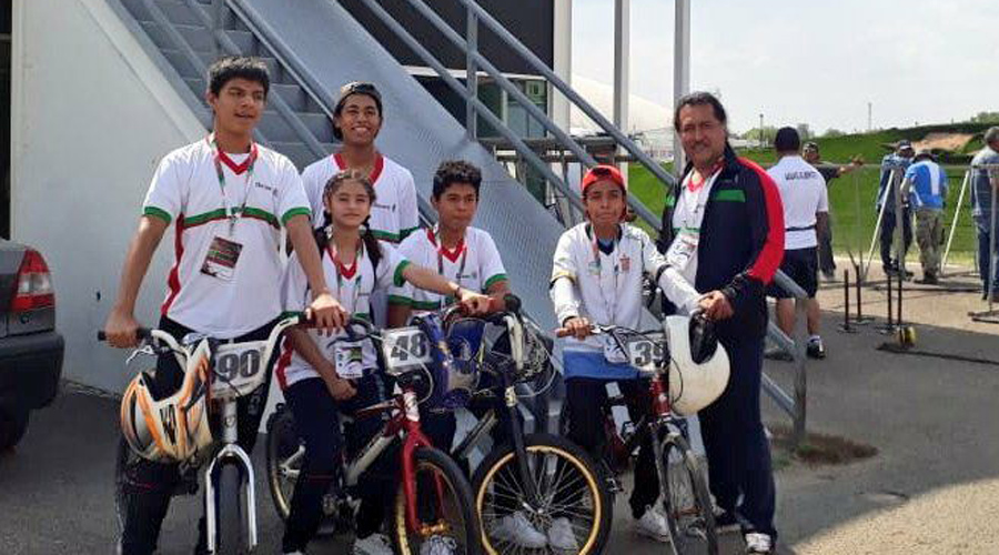Pedalistas oaxaqueños buscarán pase a la Olimpiada Nacional 2019 | El Imparcial de Oaxaca