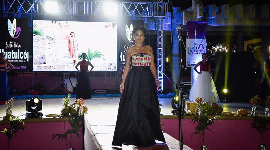 "Eligen ""Embajadora Cultural Huatulco 2019"""