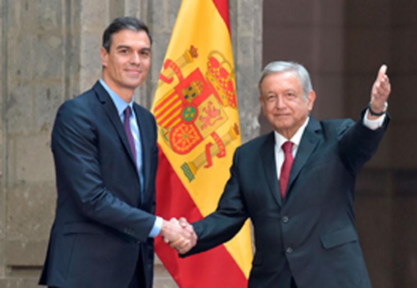 Pide AMLO que España se disculpe con México por abusos cometidos en la conquista | El Imparcial de Oaxaca