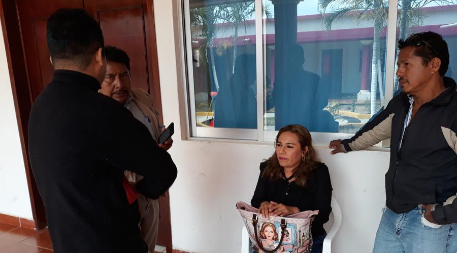 Expresidenta del DIF de Matías Romero se rehúsa a su destitución | El Imparcial de Oaxaca