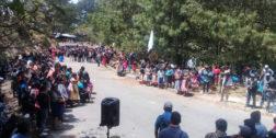 Falsa calma en Santiago Yaitepec