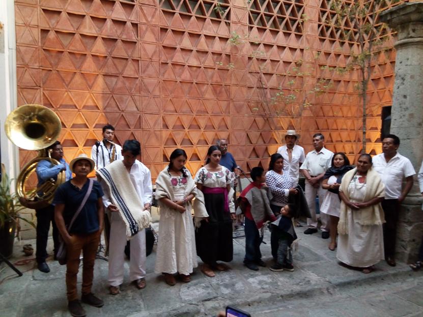 Cuando los chocholtecos  cuentan su historia | El Imparcial de Oaxaca