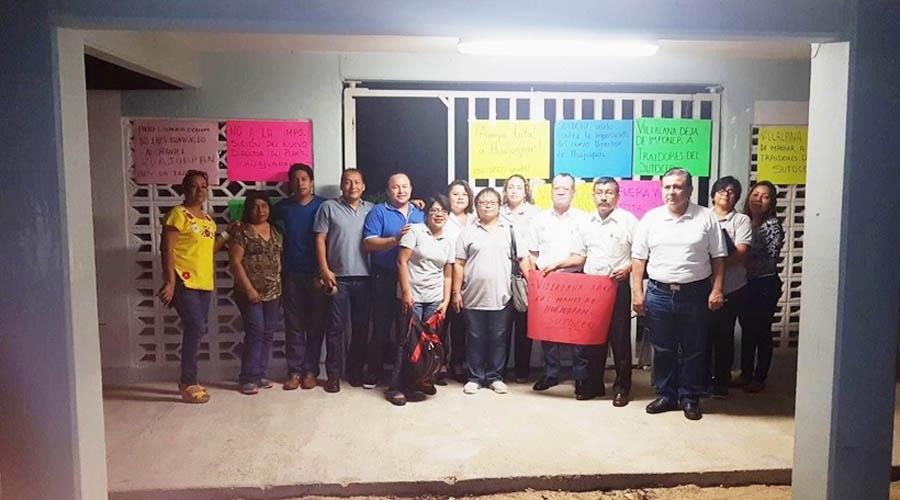 Integrantes del SUTDCEO acusan al  director de proteger a golpeadores | El Imparcial de Oaxaca