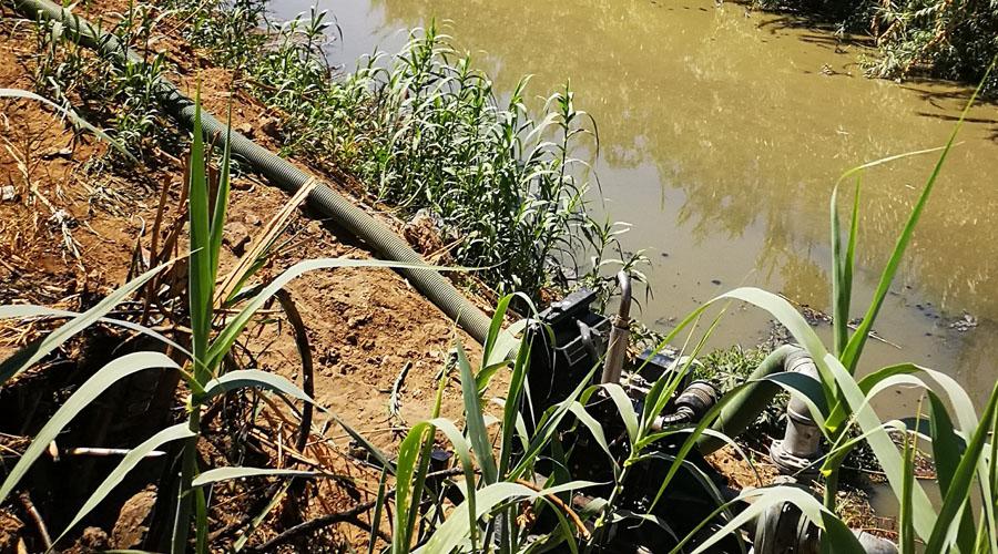 Señalan al Río Salado como un afluente de aguas residuales | El Imparcial de Oaxaca