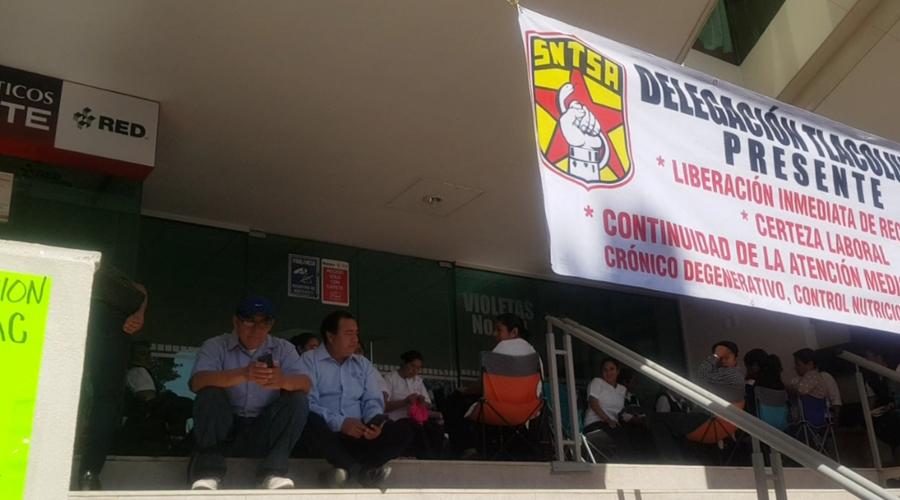 Se declara en paro Personal del Programa de Ampliación de Cobertura | El Imparcial de Oaxaca