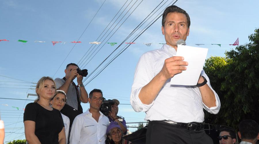 Militantes del PRI  exigen expulsar del partido a Enrique Peña Nieto | El Imparcial de Oaxaca
